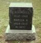 Martha A. <I>Ritchey</I> Rundell