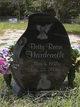 Profile photo:  Betty <I>Reese</I> Hardcastle