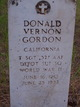 Donald Vernon Gordon