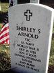Shirley S Arnold