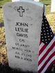 John Leslie Davis