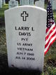 Larry L Davis
