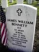 James William Bennett