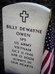 Billy Dewayne Owen