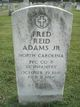 Fred Reid Adams, Jr
