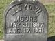 Lloyd W Moore