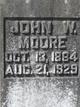 John Wyatt Moore