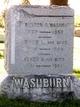 Profile photo:  Agnes V. Washburn