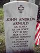 John Andrew Arnold, Sr