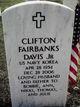 Clifton Fairbanks Davis, Jr