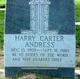 Profile photo:  Harry Carter Andress