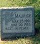 Maurice Richard Howe
