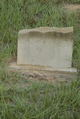 Profile photo:  Grave 01 Unknown