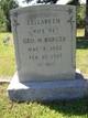 """Profile photo:  Elizabeth """"Lizzie"""" <I>Benton</I> Barger"""