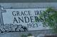 Grace Irene Andersen