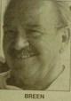 Profile photo:  Charles J. Breen
