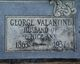 George Wilson Valantine
