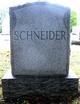 Bernard E. Schneider