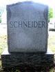 Eva <I>Kane</I> Schneider