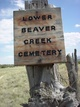 Lower Beaver Creek Cemetery