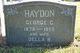 Profile photo:  George C Haydon