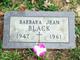 Barbara Jean Black