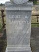 Louis A Barrette