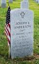 Profile photo:  Joseph E. Anderson