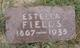 Estella E. <I>Yarian</I> Fields