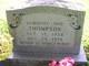 Dorothy Mae <I>Coker</I> Thompson