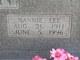 Nannie Lee <I>Thompson</I> Tillmon
