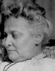 "Mary Luella ""Luella"" <I>Lipsett</I> Curtiss"