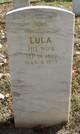 "Profile photo:  Anna Lula ""Lula"" <I>Weston</I> Boren"