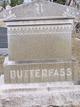 """Anna Elizabeth """"Mother"""" Butterfass"""