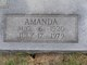 Amanda Mildred Baker