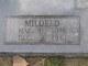 Mildred Angeline <I>Harris</I> Baker