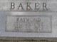Raymond Taylor Baker