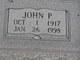 John Patterson Judah, Jr