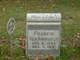 Francis <I>Parks</I> VanAmburgh