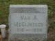 Van A. McClintock