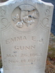 Emma E <I>J</I> Gunn