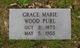 "Grace Marie ""Gracie"" <I>Wood</I> Purl"