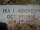 Ira L Atkinson