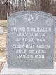 Irving Sander Albaugh
