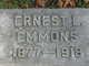 Ernest Leroy Emmons