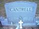 """Charles """"Charlie"""" W Cantrell, Sr"""