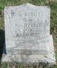 Profile photo:  D. G. Abbott
