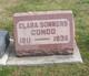 Clara <I>Sommers</I> Condo