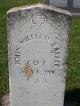 Pvt John William Barret