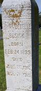 Pvt John Bedelle Busick